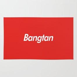 BTS Bangtan Box Logo Rug