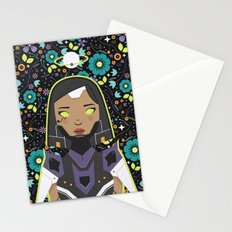 Mechaqueen Stationery Cards