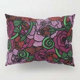 Rosebed Pillow Sham