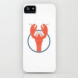 Lobster Lake iPhone Case