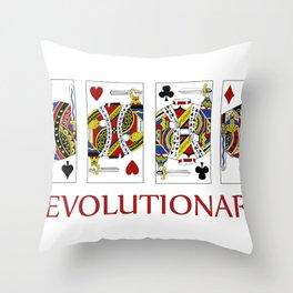 Revolutionary Throw Pillow