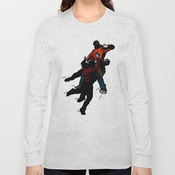 Hold On V2 Long Sleeve T-shirt