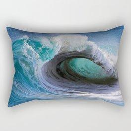 Wedge Barrel Rectangular Pillow