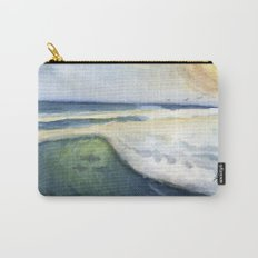 Warm Waves Carry-All Pouch