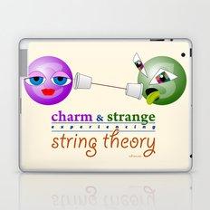 Charm & Strange Laptop & iPad Skin