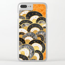Autumn Luxe Clear iPhone Case