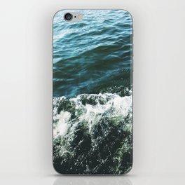 Making Waves iPhone Skin