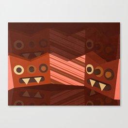 BEAVER.TRAPS / [7.43.13.] Canvas Print
