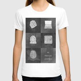 We Provide Leverage T-shirt
