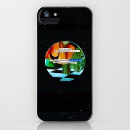 Sense Of Existential Dread iPhone Case