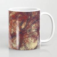 copper Mugs featuring Copper Beech by Dirk Wuestenhagen Imagery