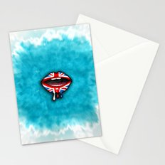 Dripping with British Pride. Stationery Cards