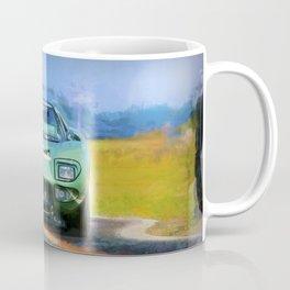 Ford GT40 Targa Florio Roadster Coffee Mug