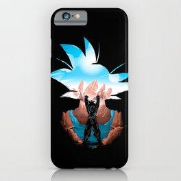 goku iPhone Case