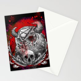 Night Watcher Stationery Cards