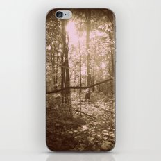 There's Something Magical About Trees iPhone & iPod Skin