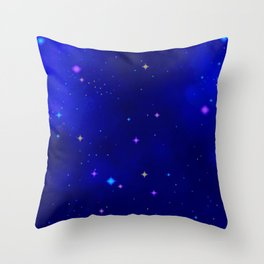 LOVELY [no text] Throw Pillow