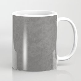 Pantone Pewter, Liquid Hues, Abstract Fluid Art Design Coffee Mug