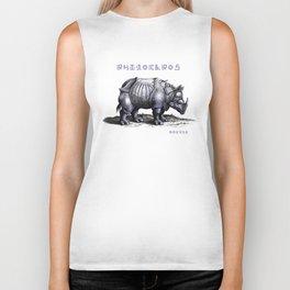 Rinoceros Biker Tank