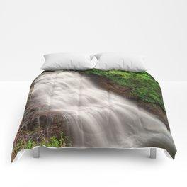 Muddy Creek Falls Comforters