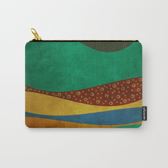 color under the sun (III) Carry-All Pouch