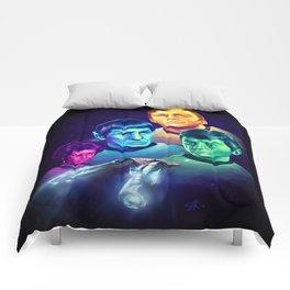 The Final Frontier Comforters