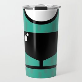 Monsters⁴ : Blue Travel Mug