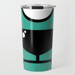 Monsters⁴ : Blue Travel Mug