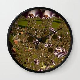 Magical Meadow Wall Clock