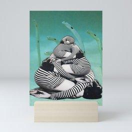 It hasn't been your day... Mini Art Print