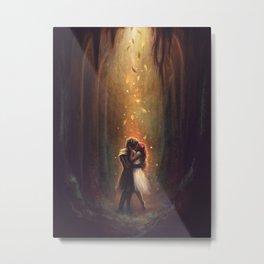 Reunion - Hades and Persephone Metal Print