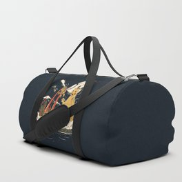 Out of control Duffle Bag