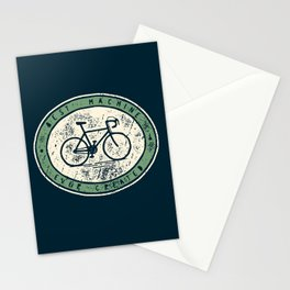 Bicycle - Best Machine Ever Created Stationery Cards