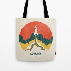 Come See The Universe Tote Bag