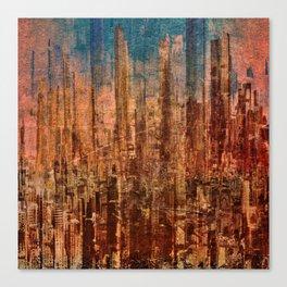 Urbania 66 Canvas Print