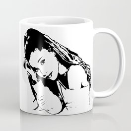 PORTRAIT 0F AN AMERICAN FEMALE POP STAR,ACTRESS AND SONGWRITER Coffee Mug