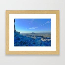 Camelback 2 Framed Art Print