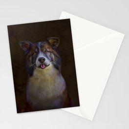 Trick Dog Stationery Cards