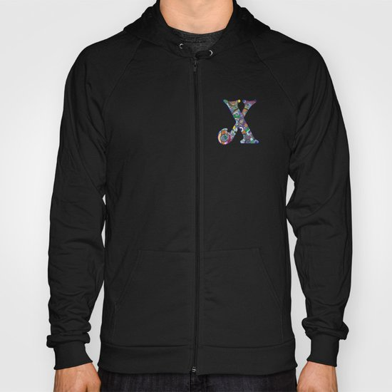 The Letter X Hoody