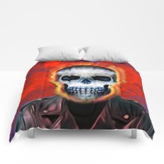 Ghost Rider Comforters