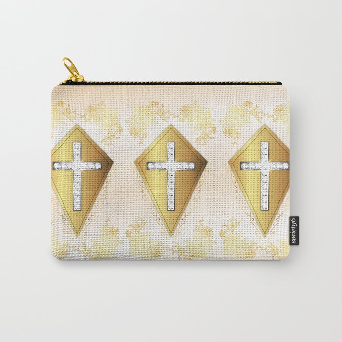 Faith 01 Carry-All Pouch