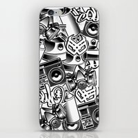 tool iPhone & iPod Skins featuring Tool by squadcore
