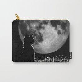Lunar cat Carry-All Pouch