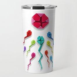 Origasmi - Michele Saia (Limited edt. Zerostile Factory) Travel Mug