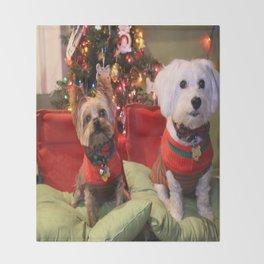 Dreo Christmas 2015 Throw Blanket
