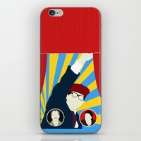 rushmore iPhone & iPod Skins featuring Rushmore by Bill Pyle