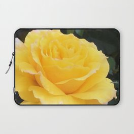 My Yellow Rose Laptop Sleeve