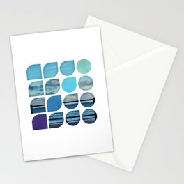Cold Comfort Collage — Requiem Stationery Cards