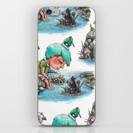 By the River's Edge iPhone Skin