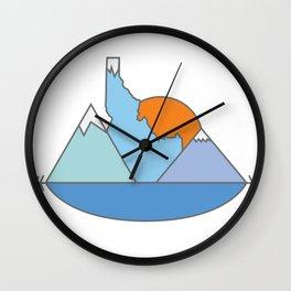 Idahome Wall Clock
